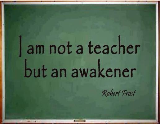 Teacher-Awakener