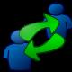 sharing icon