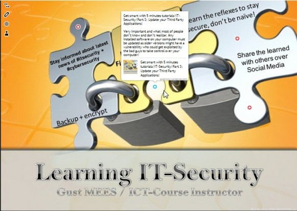 ThingLink-Learning the basics of Cyber-Security
